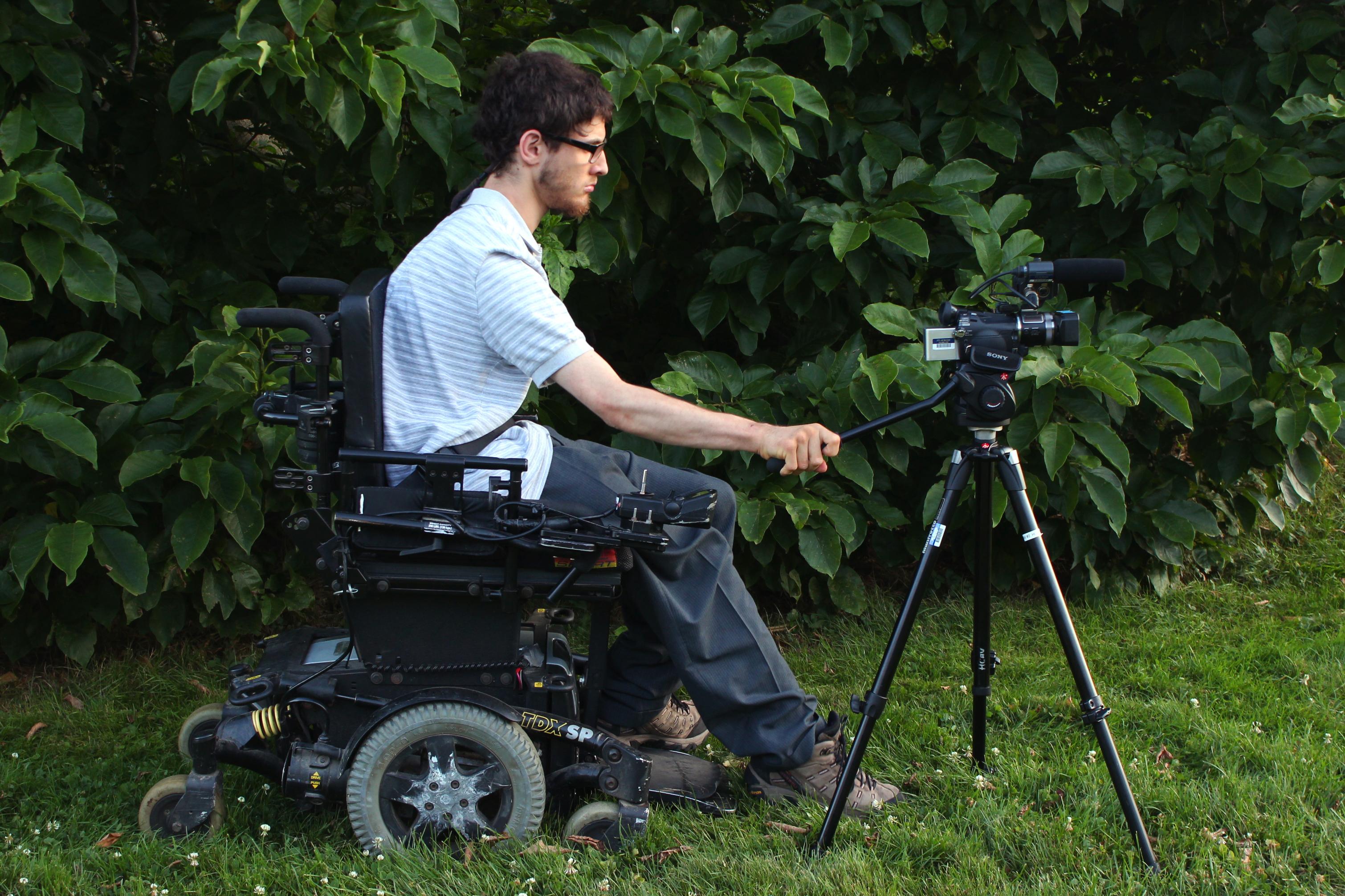 Carl Sigmond Documentary Shoot 039