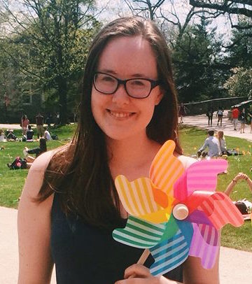 Hannah Zigler '17, Features Editor