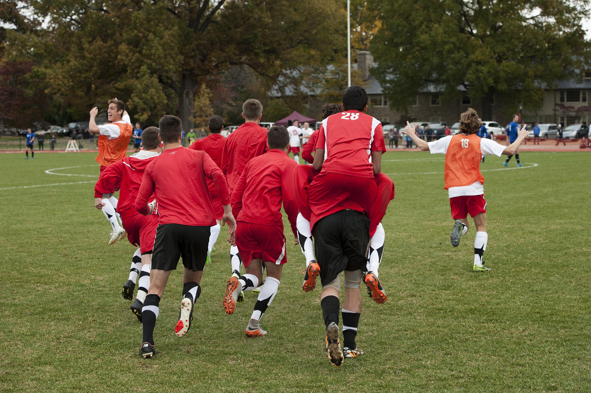 Haverford Mens Soccer vs. F&M