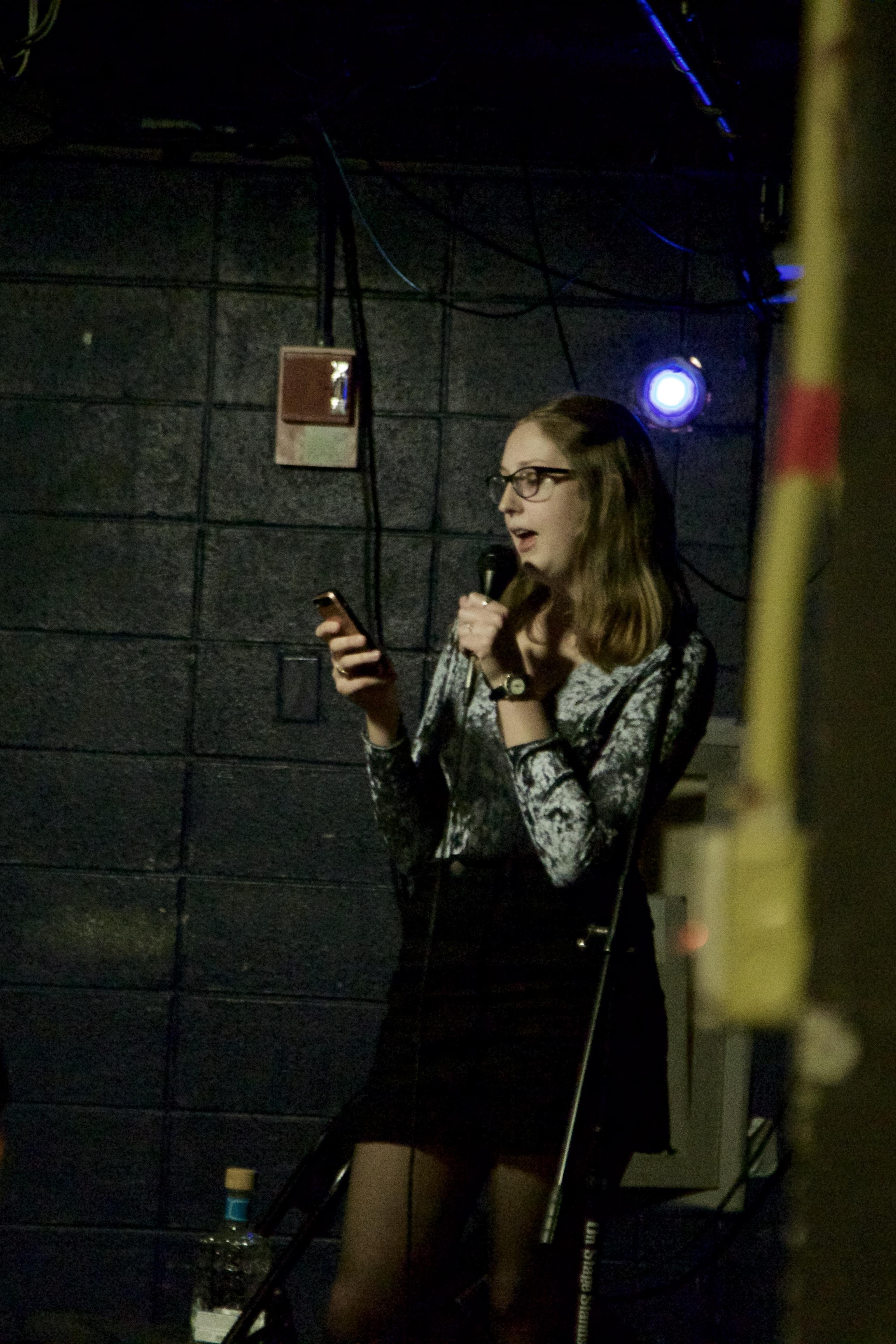 Abby Reuscher '17