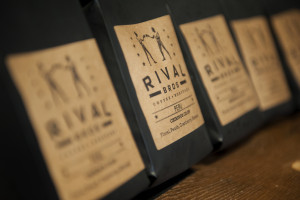 Rival Bros Coffee Roasters, a local company born in Philadelphia, are the sole providers for Green Engine Coffee Co. October 30, 2015. Ryan Gooding, Staff Photographer