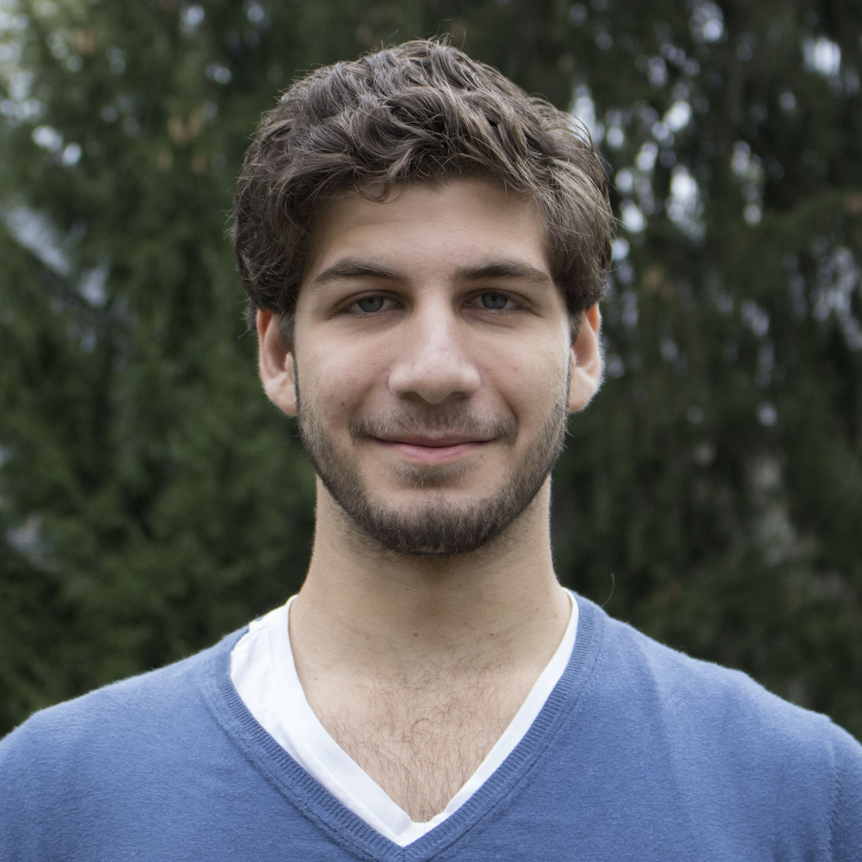 Cesar Meric '20 - Students' Council Co-Treasurer