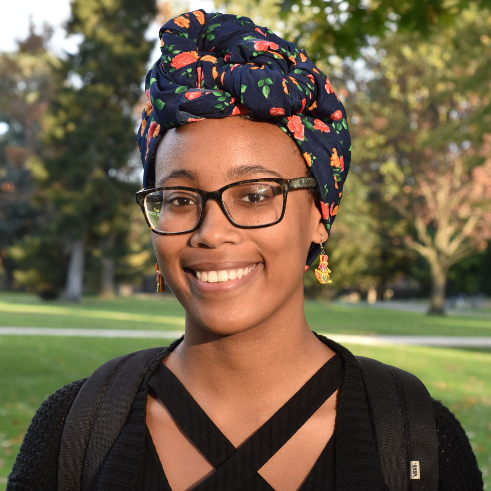 Sabea Evans '18 - Honor Council Community Outreach Multicultural Liaison