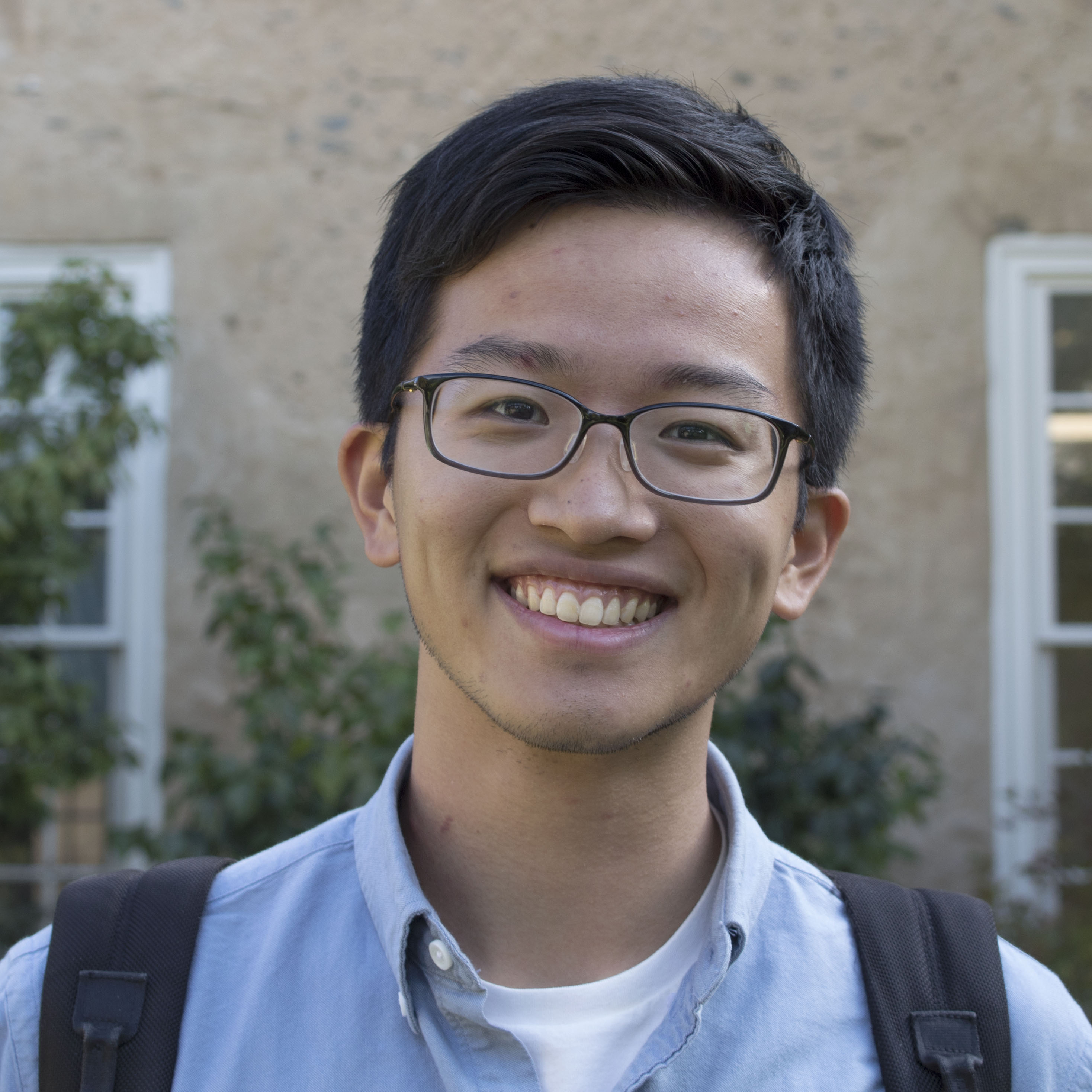 Yancheng Dai '18 - Students' Council Co-Vice President